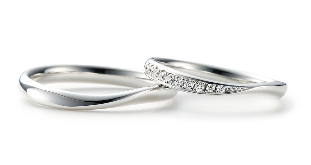 マリッジリング(結婚指輪)ビジュピコ