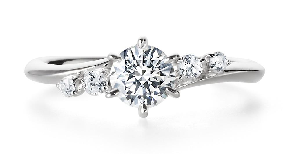 エンゲージリング(婚約指輪)ビジュピコ