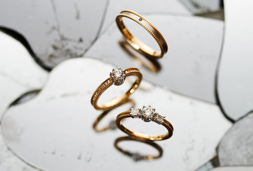 結婚指輪、婚約指輪・アンティーク