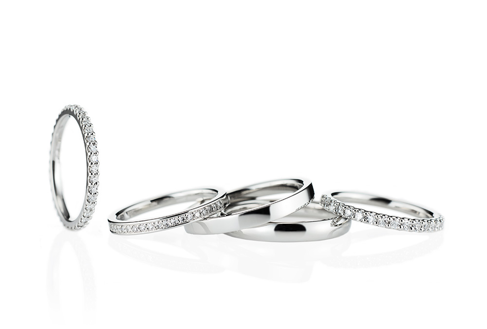 結婚指輪、婚約指輪・エタニティリング