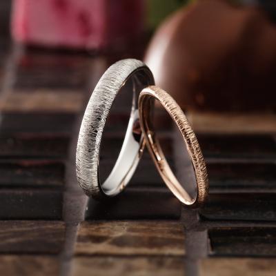 Boom 結婚指輪 シンプル 個性派 ストレート パラジウム