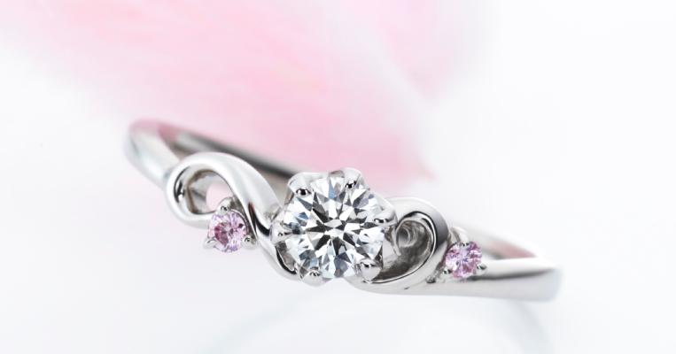 希少な神秘の宝石「ピンクダイヤモンド」をその手に