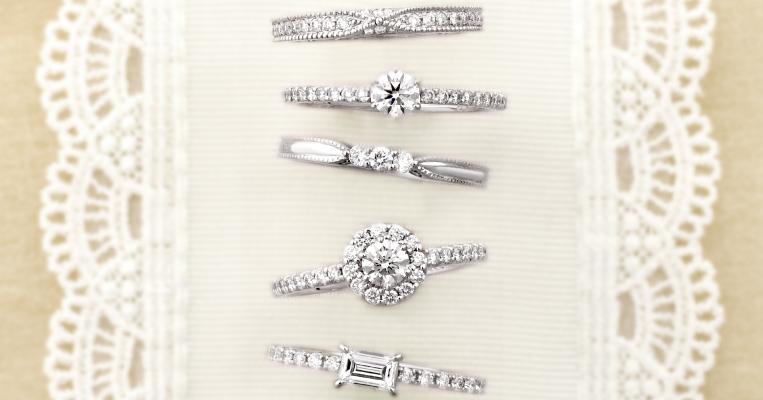 美しいダイヤモンドの輝き