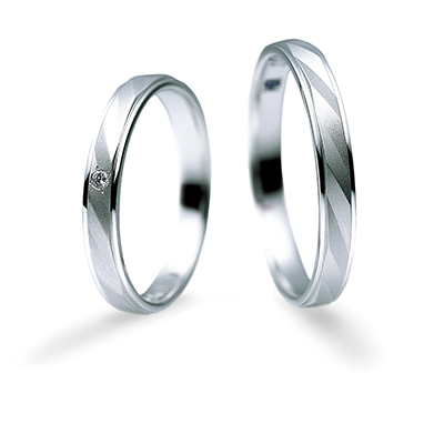 SP-782/SP-783 結婚指輪 エレガント 個性派 ストレート プラチナ