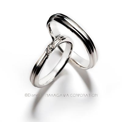 shellfish 結婚指輪 シンプル エレガント ストレート プラチナ