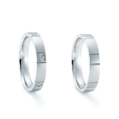 6RB908 6RA913 結婚指輪 シンプル 幅広 プラチナ