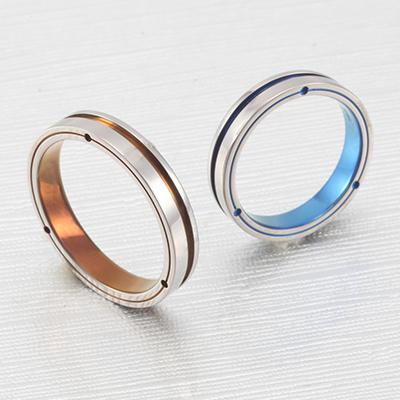 No,3 結婚指輪 個性派 ストレート