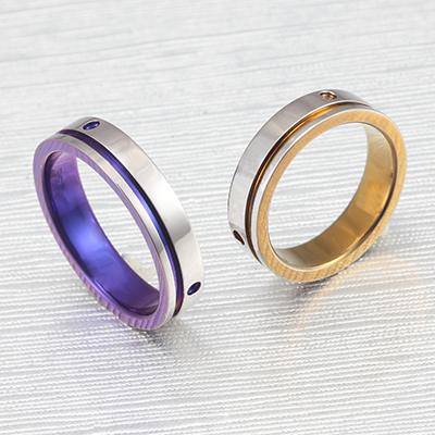 No,5 結婚指輪 個性派 ストレート 幅広