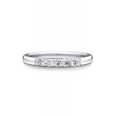 Hope 結婚指輪 エレガント ストレート プラチナ