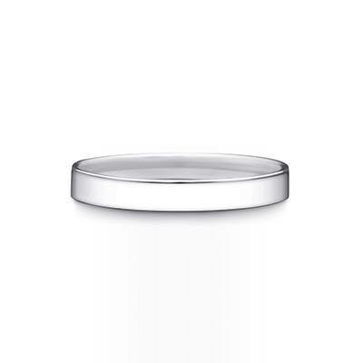 Hope 結婚指輪 シンプル ストレート プラチナ