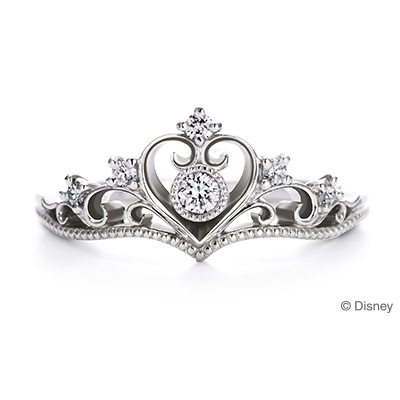 Princess Tiara Heart