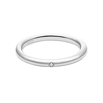 HRGPT8101F 結婚指輪 シンプル キュート ストレート プラチナ