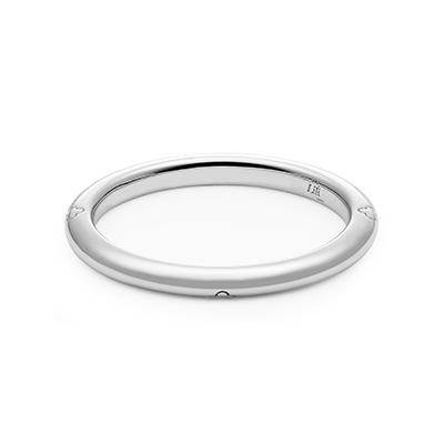 HRGPT8105F 結婚指輪 シンプル キュート ストレート プラチナ