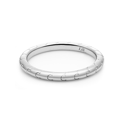 HRGPT8103F 結婚指輪 シンプル キュート ストレート プラチナ