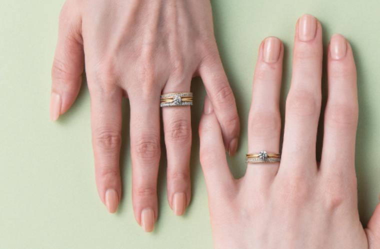 婚約指輪の意味とは?ファッションリングとはここが違う!