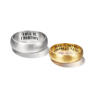 chigo 結婚指輪 シンプル 個性派 ストレート 幅広 イエローゴールド ホワイトゴールド