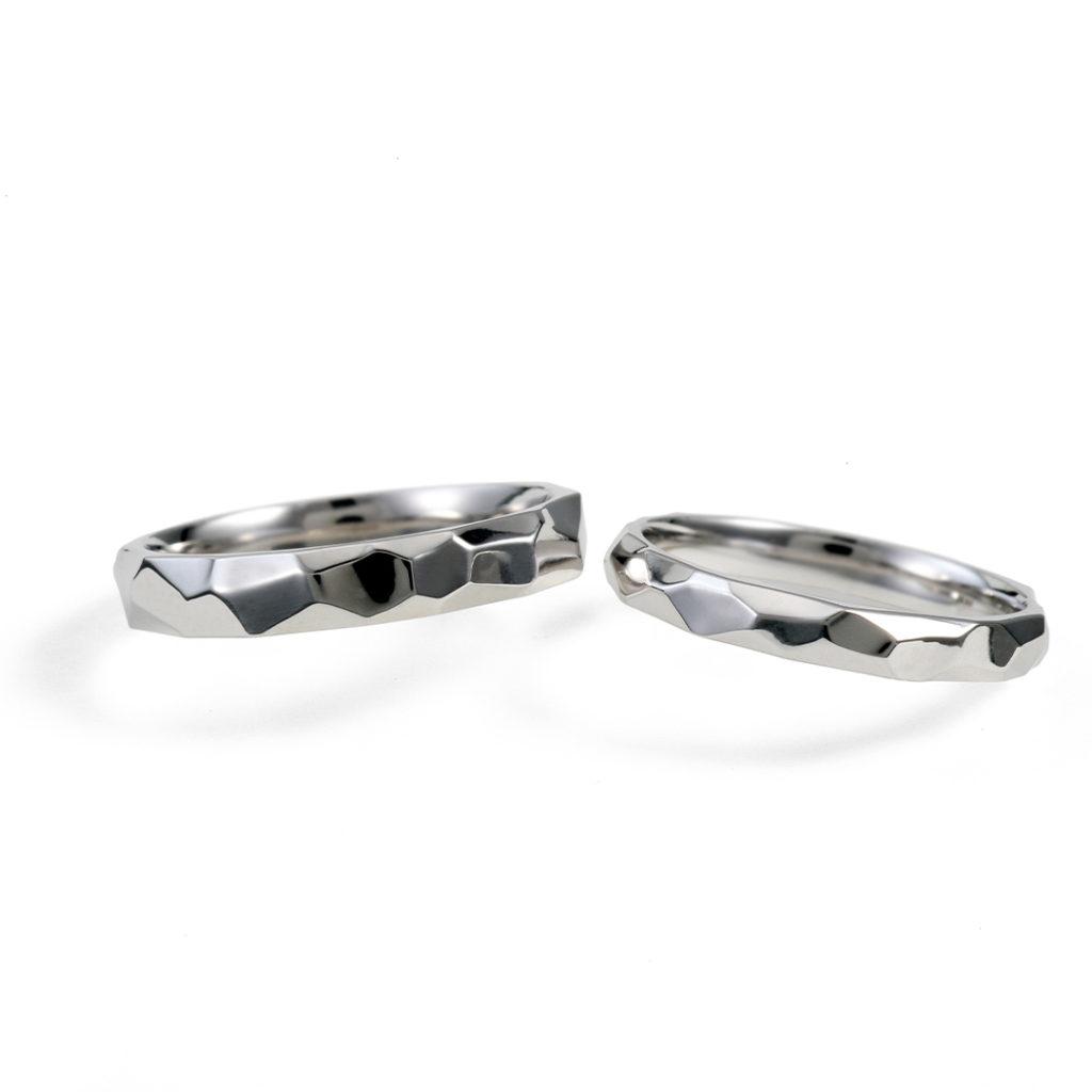 明鏡止水 - Meikyoshisui - 湧水 Izumi 結婚指輪 個性派 ストレート