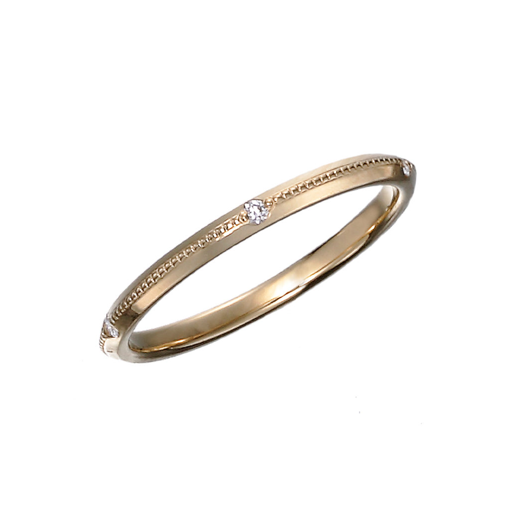 CHAQUE JOUR RING-シャク ジュール-