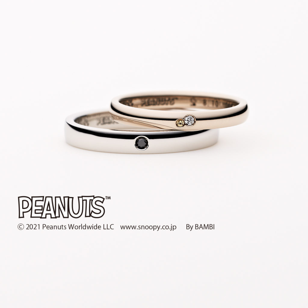 FOOT PRINT~フットプリント~ 結婚指輪 キュート ストレート