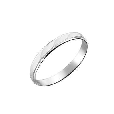 Morning coffee 結婚指輪 シンプル ストレート プラチナ