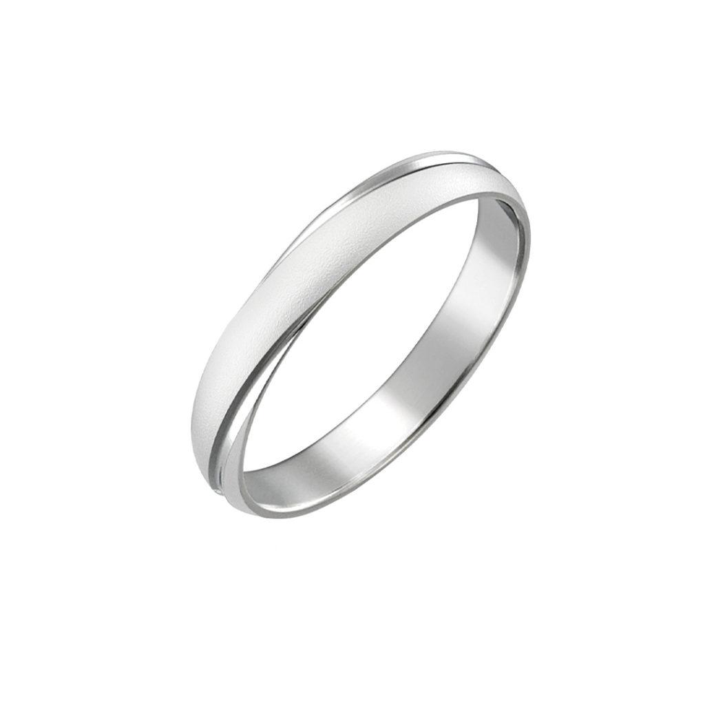 Anniversary 結婚指輪 シンプル ストレート プラチナ