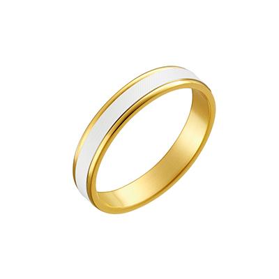PIM911-E800ZM 結婚指輪 シンプル アンティーク ストレート コンビ