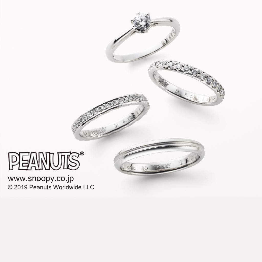 CHEERS~チアーズ~ 結婚指輪 キュート 個性派 ストレート プラチナ